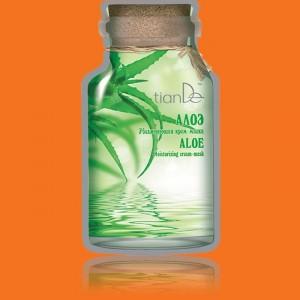 Hydratujúca krémová maska Aloe