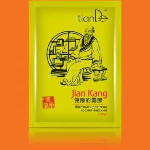 Telový fytopatch Jian Kang