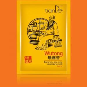 Telový fytopatch Wutong