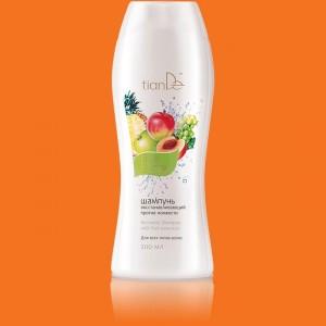 Obnovujúci šampón proti lámavosti vlasov Ovocná energia