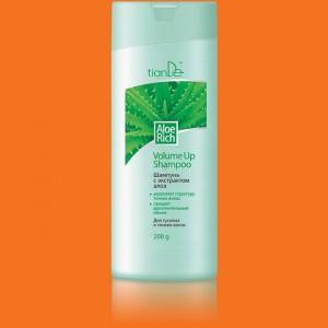 Šampón na vlasy s výťažkom aloe