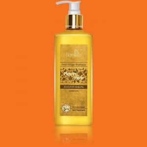 Šampón Zlatý zázvor