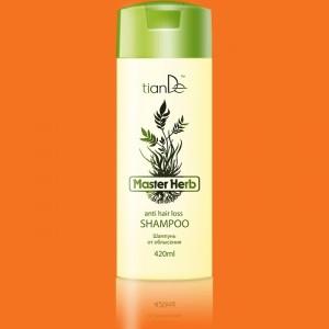 Šampón proti padaniu vlasov
