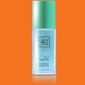 Parfémovaná voda Green Fresh