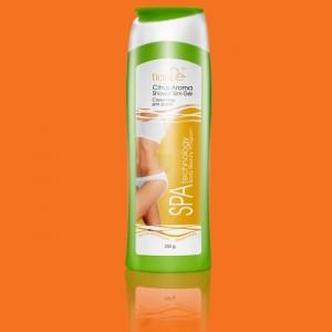 Zoštíhľujúci sprchovací gél Citrus Aroma